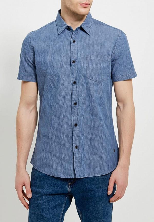 Купить Рубашка Colin's, MP002XM0YET3, синий, Весна-лето 2018