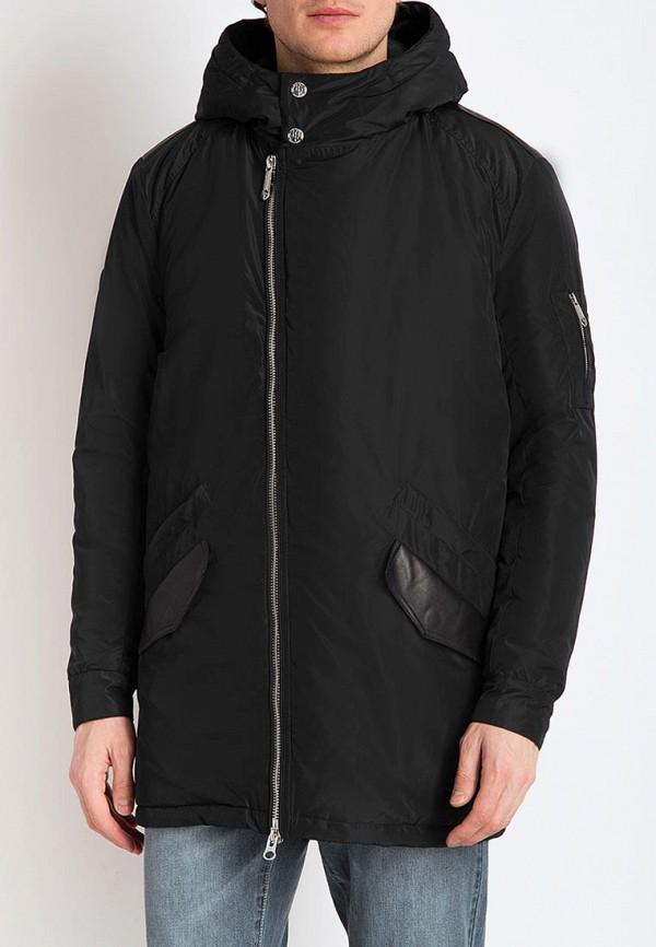Купить Куртка утепленная Finn Flare, mp002xm0yez8, черный, Весна-лето 2018