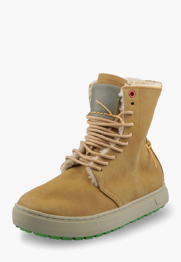 Купить Ботинки Satorisan, mp002xm0yf3x, коричневый, Весна-лето 2018