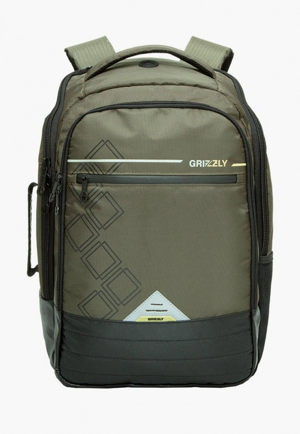 Рюкзак Grizzly Grizzly MP002XM0YF95 рюкзак grizzly grizzly gr015bwsyz44