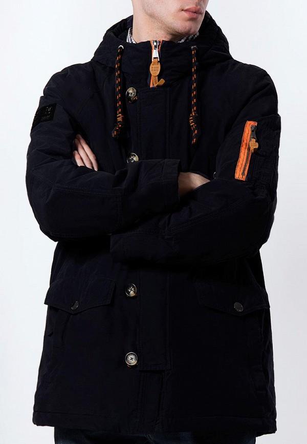 Купить Куртка утепленная Finn Flare, MP002XM0YG0W, черный, Весна-лето 2018