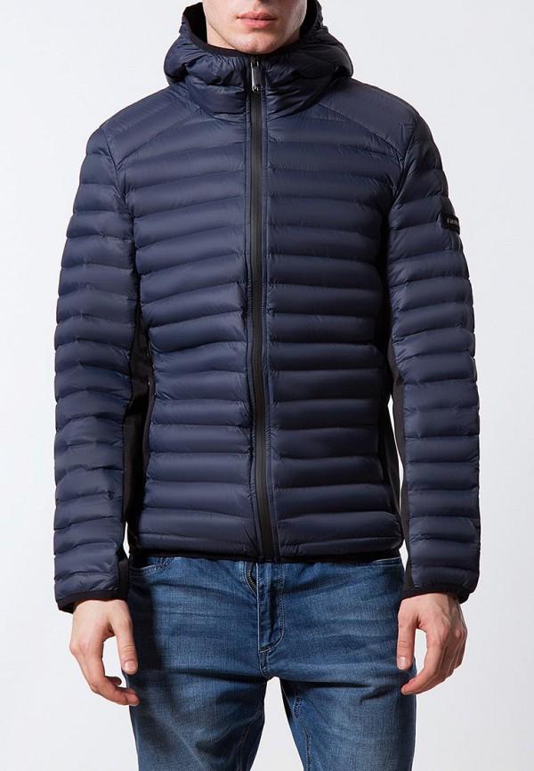 Купить Куртка утепленная Finn Flare, mp002xm0yg1i, синий, Весна-лето 2018