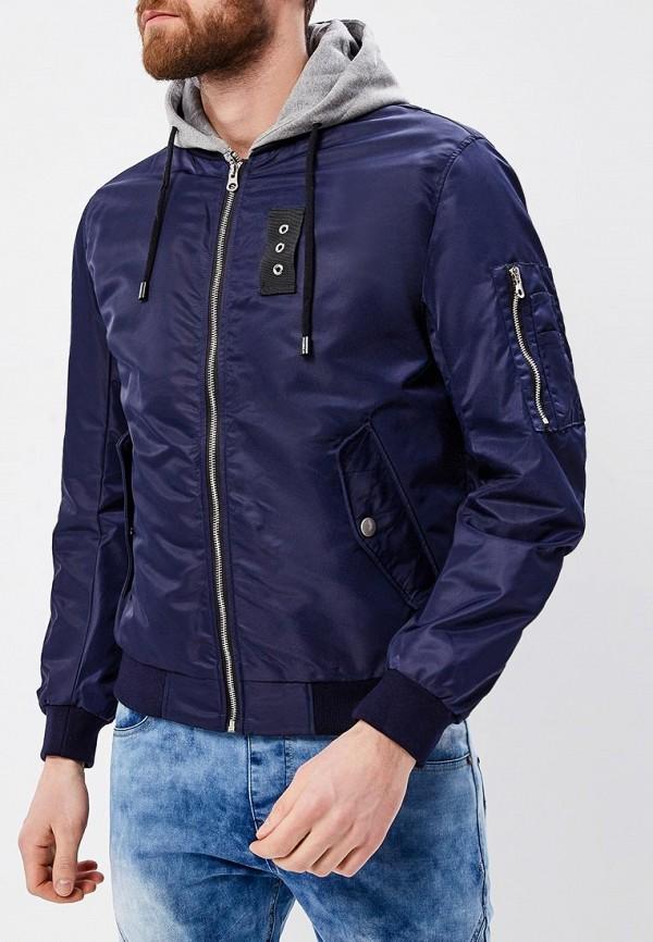 Купить Куртка утепленная Winterra, mp002xm0yg2o, синий, Весна-лето 2018