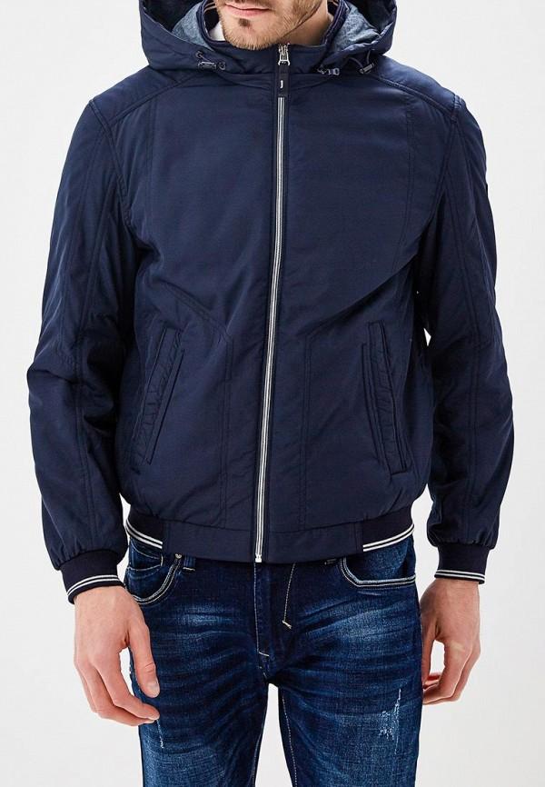 Куртка утепленная Winterra, MP002XM0YG2S, синий, Весна-лето 2018  - купить со скидкой