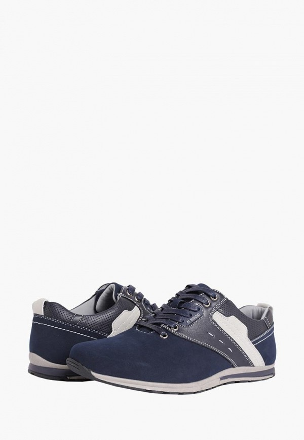 Ботинки T.Taccardi цвет синий  Фото 2