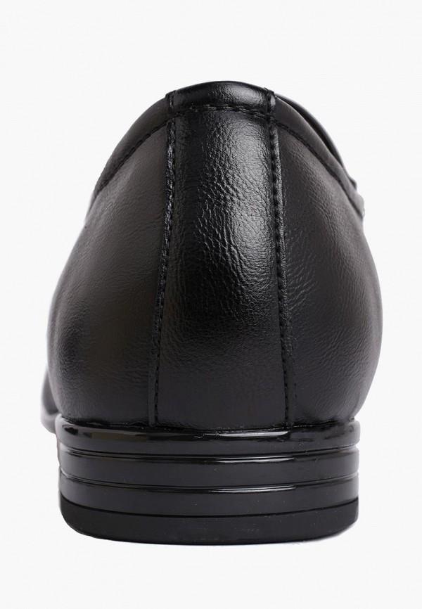 Лоферы T.Taccardi цвет черный  Фото 5