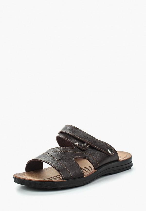 мужские сандалии t.taccardi, коричневые
