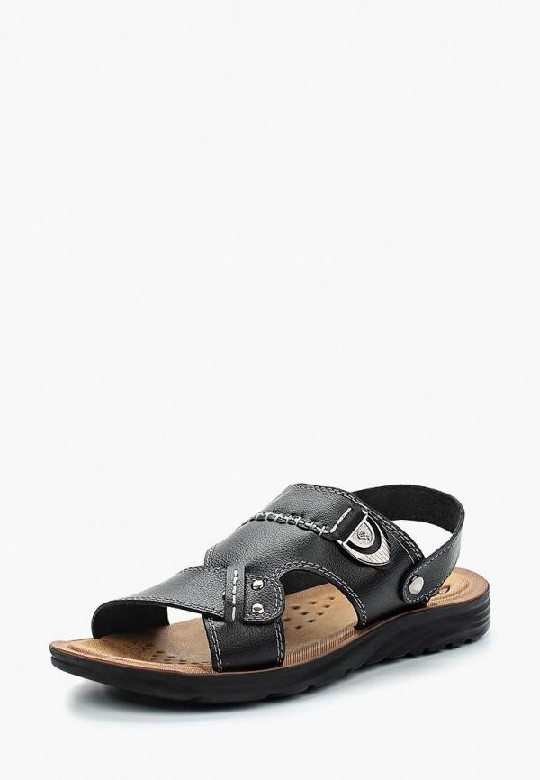 мужские сандалии t.taccardi, черные