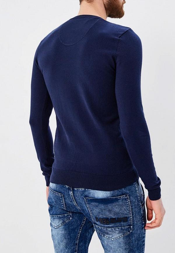 Пуловер Ombre цвет синий  Фото 3