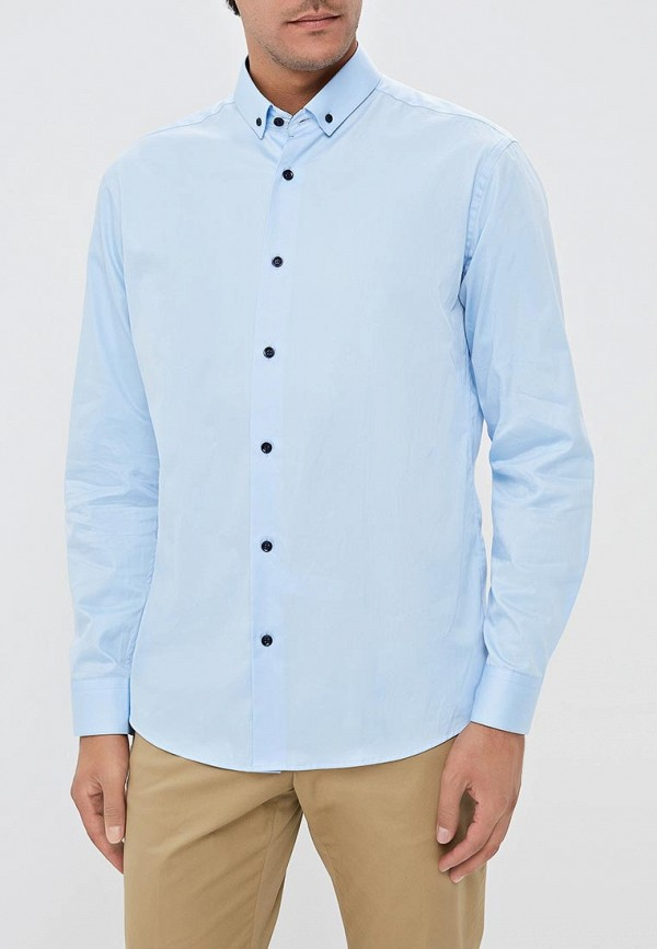 Купить Рубашка Greg, mp002xm0ygok, голубой, Весна-лето 2018