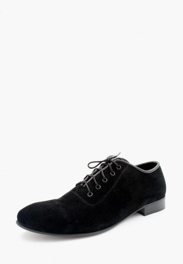 мужские туфли liokaz, черные