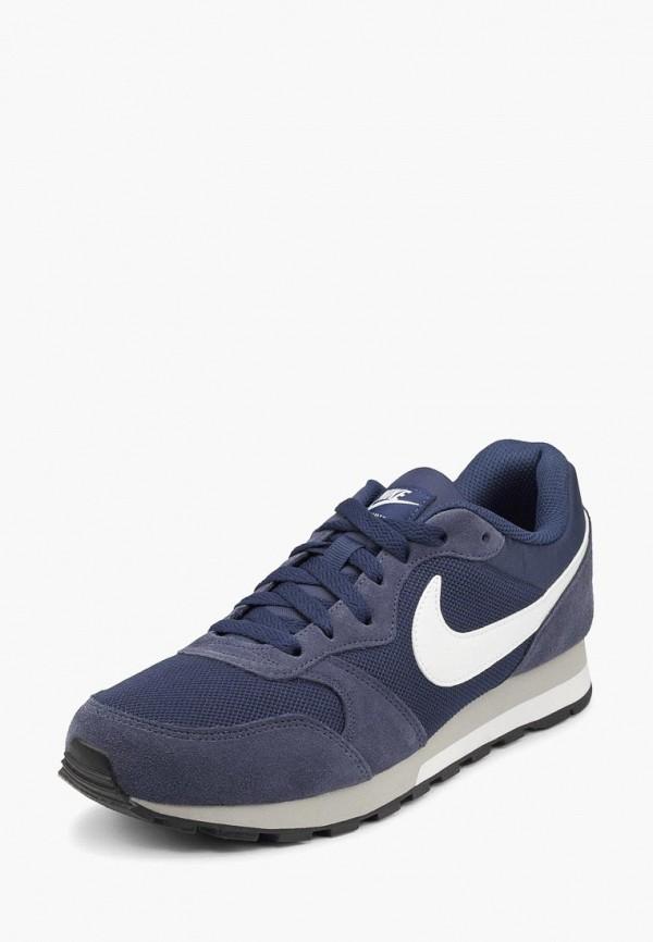 Купить Кроссовки Nike, MD Runner 2, mp002xm0ygw3, синий, Осень-зима 2018/2019