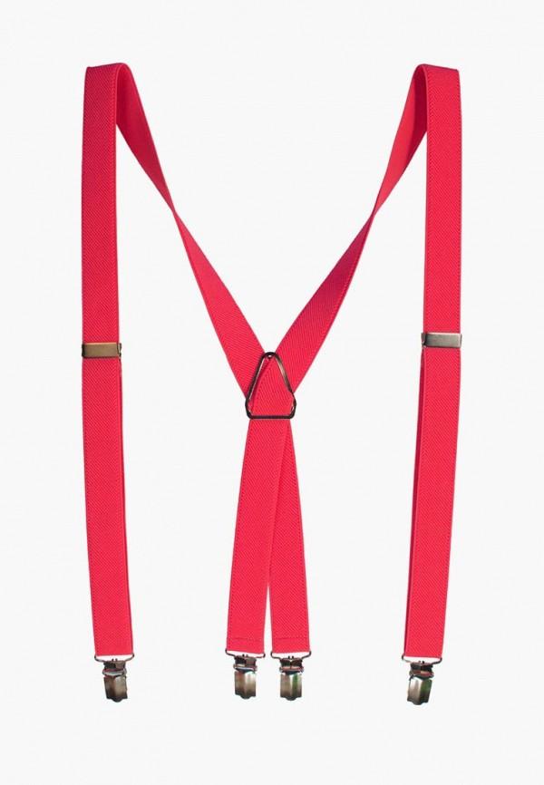 мужские подтяжки lindenmann, красные