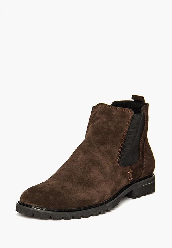 мужские ботинки handys, коричневые
