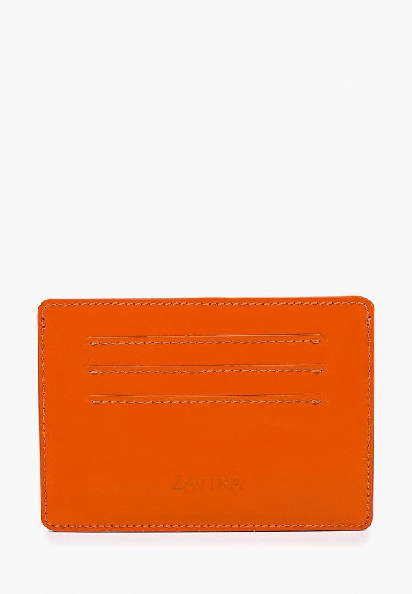 Купить Обложка для документов Zavtra, MP002XM0YHTT, оранжевый, Весна-лето 2018