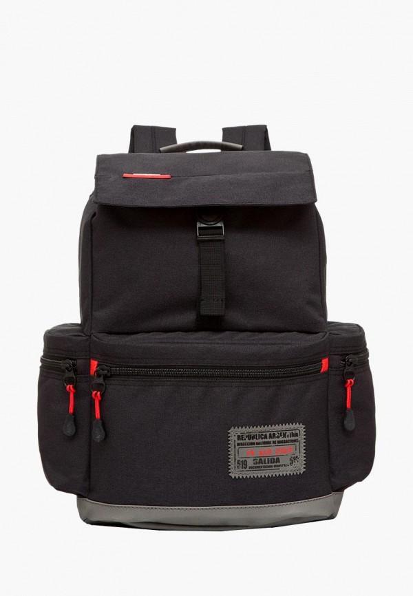 мужской рюкзак grizzly, черный