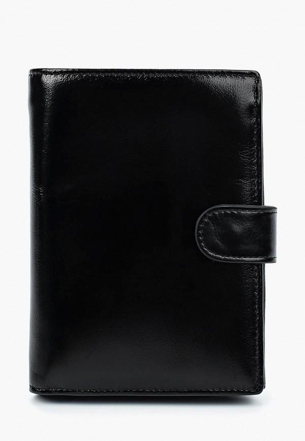 мужское портмоне vitacci, черное