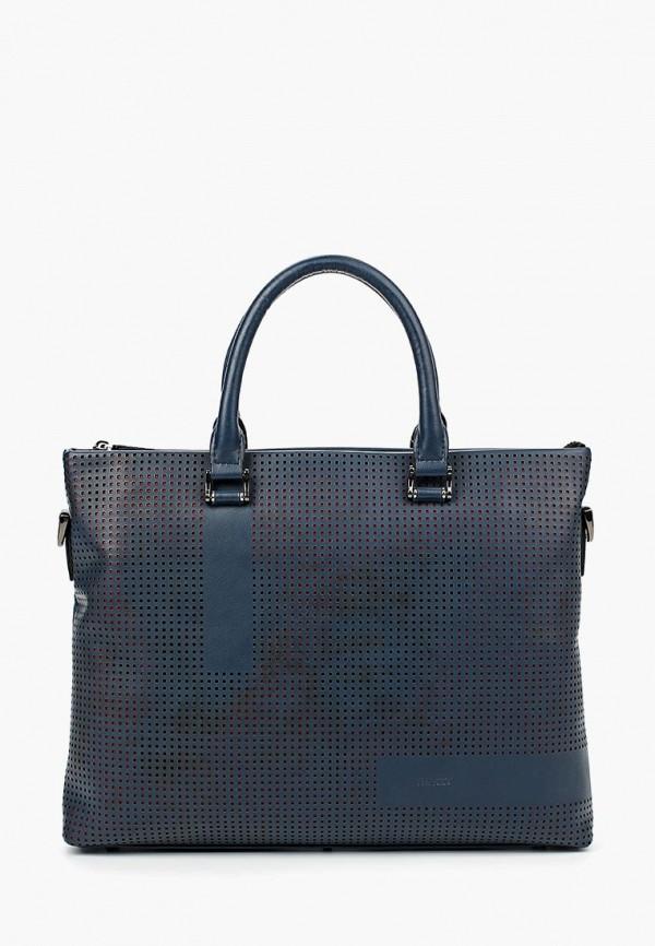 мужская сумка vitacci, синяя
