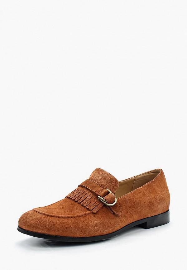 мужские лоферы vitacci, коричневые