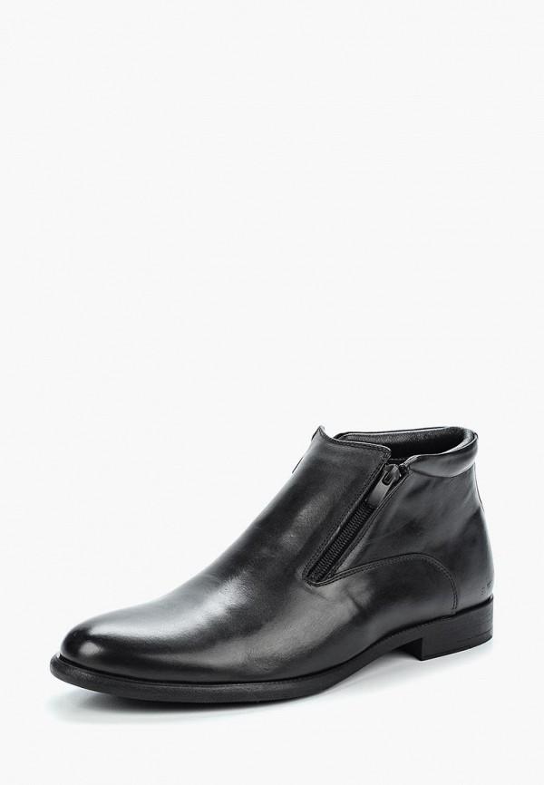 мужские ботинки alessio nesca, черные