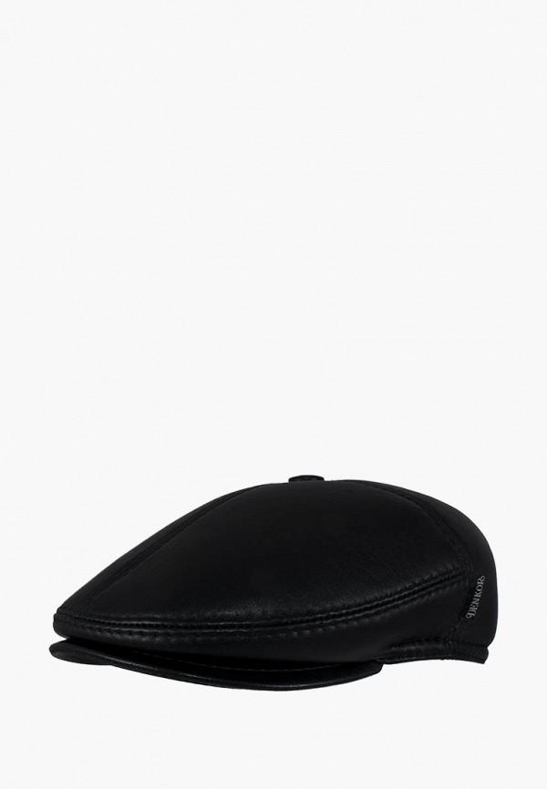 мужская кепка denkor, черная