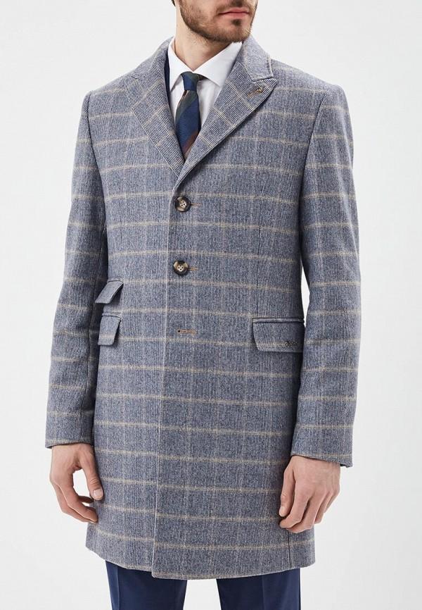 Пальто Bazioni серого цвета