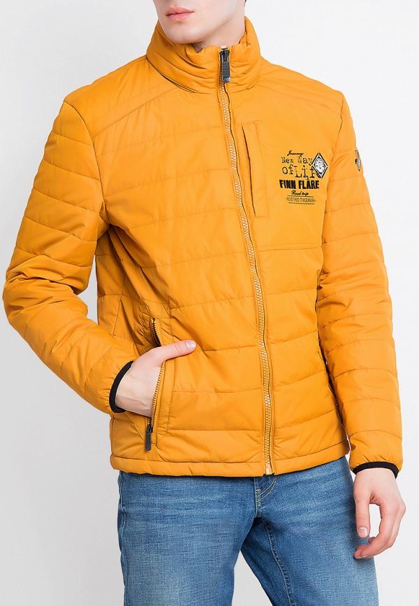 Купить Куртка утепленная Finn Flare, mp002xm0yj43, оранжевый, Весна-лето 2018