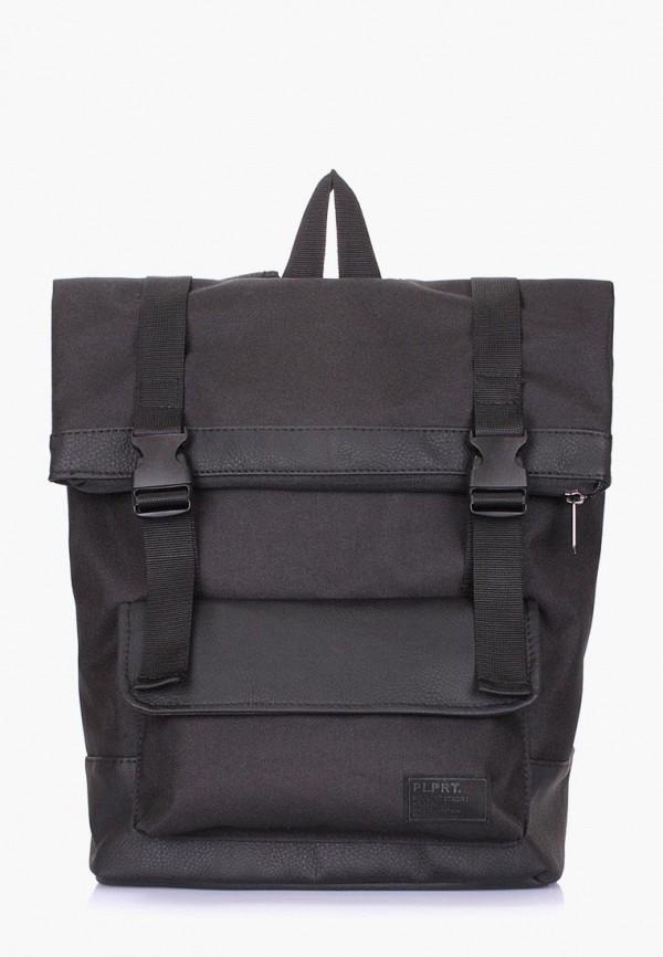 мужской рюкзак poolparty, черный