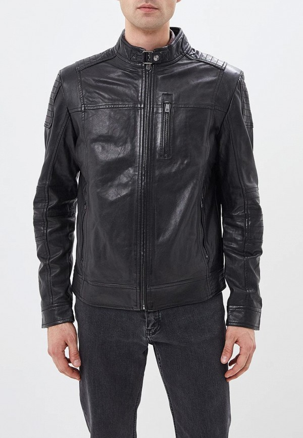 Куртка кожаная Jorg Weber Jorg Weber MP002XM0YJEV цена