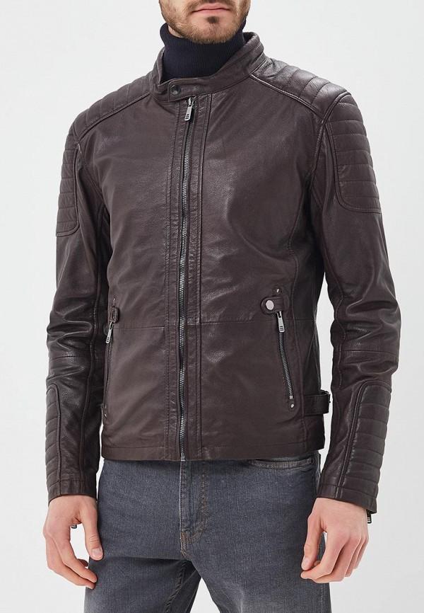 Куртка кожаная Jorg Weber Jorg Weber MP002XM0YJF0 цена