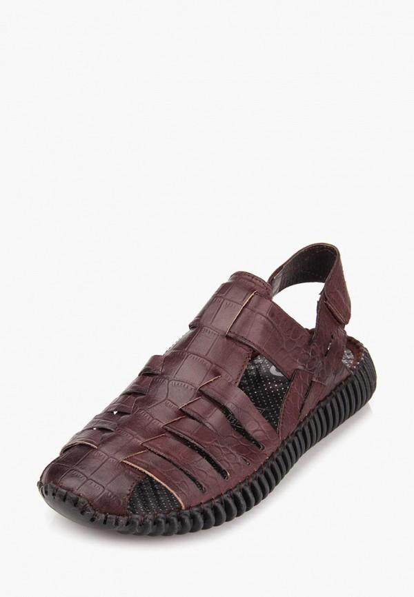 мужские сандалии ditto, коричневые