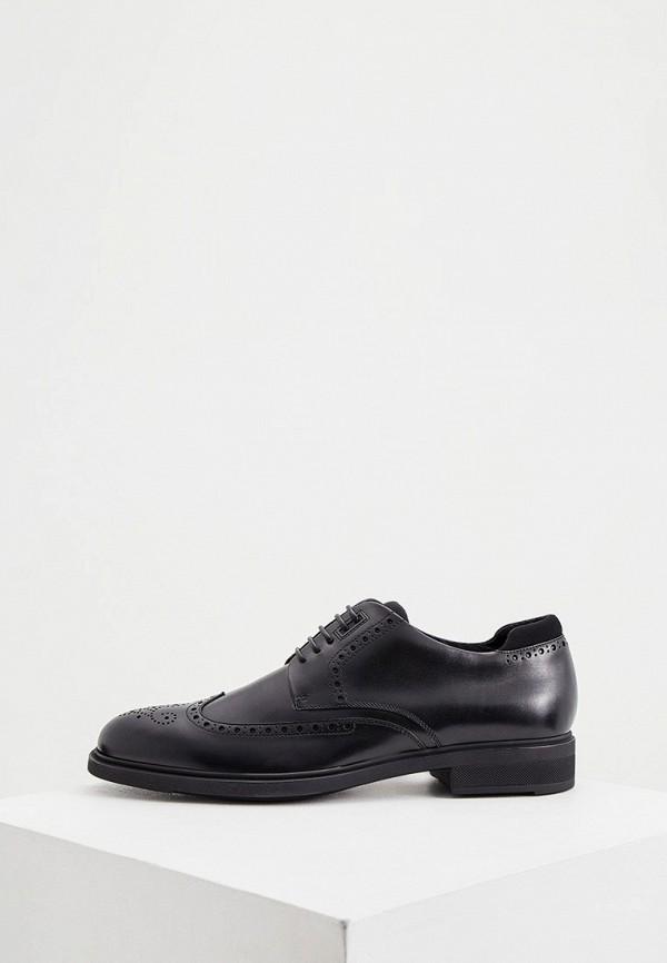Туфли Hugo цвет черный