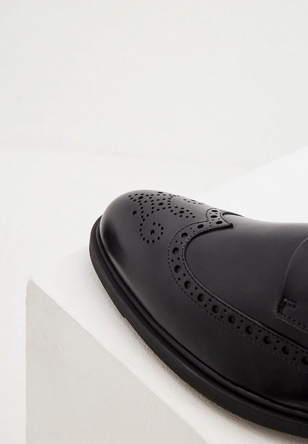 Туфли Hugo цвет черный  Фото 2