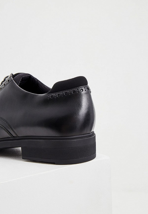 Туфли Hugo цвет черный  Фото 3