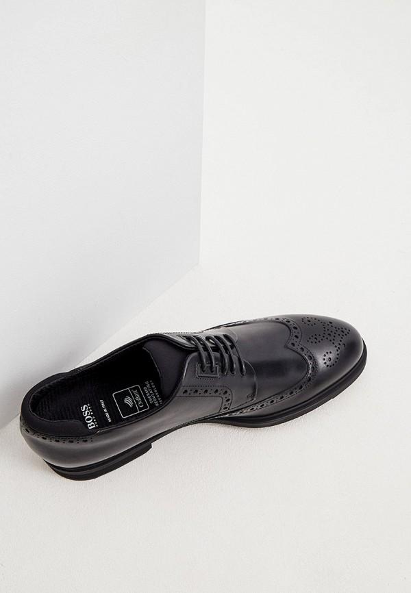 Туфли Hugo цвет черный  Фото 4