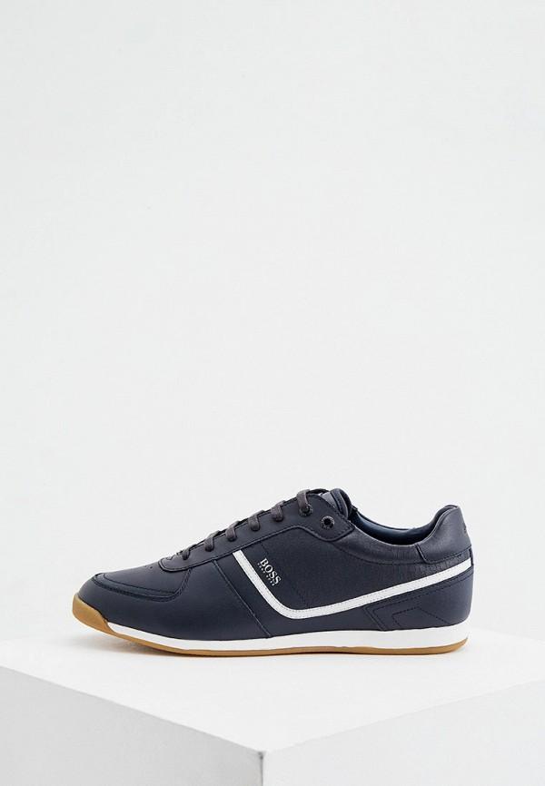 мужские низкие кроссовки hugo, синие