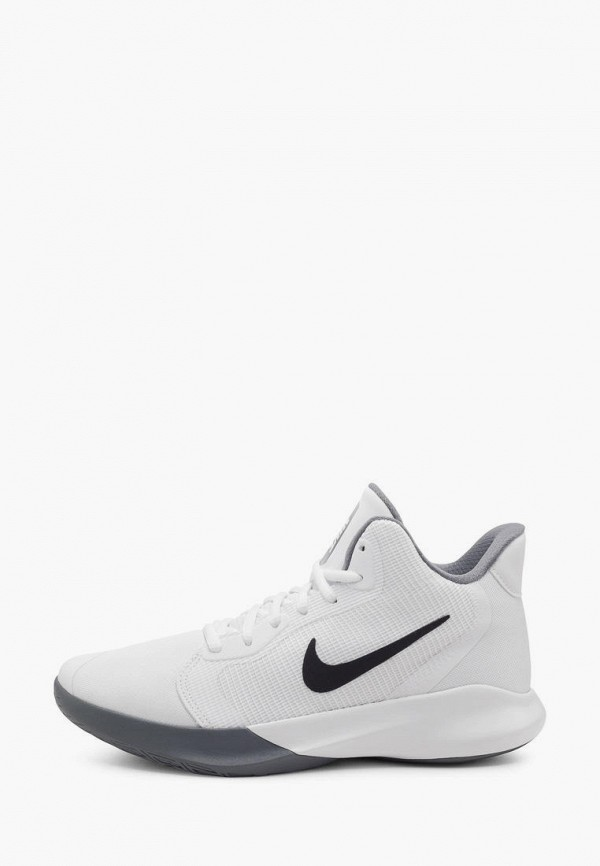 мужские кроссовки nike, белые