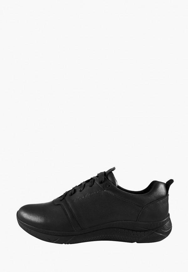мужские кроссовки faber, черные