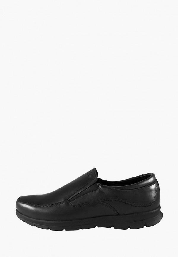 мужские ботинки faber, черные