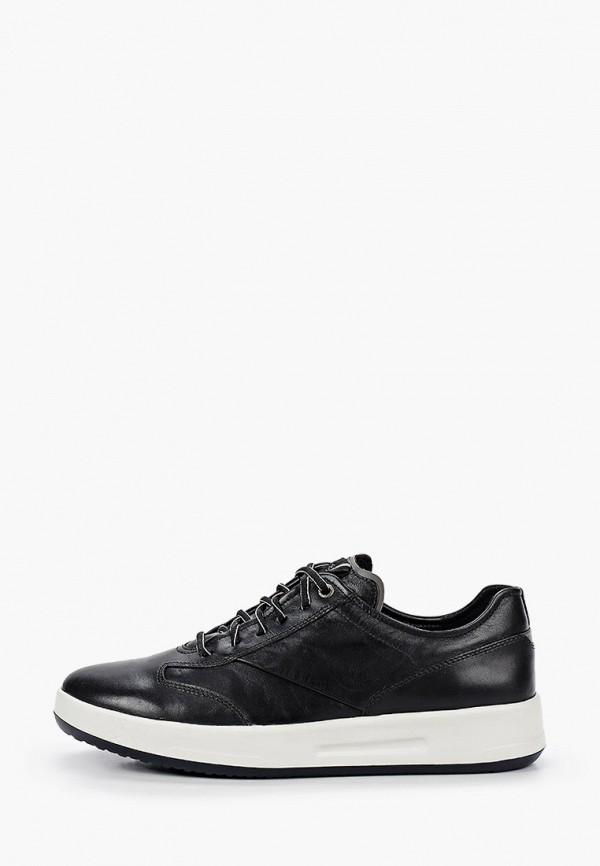 мужские низкие кроссовки woodland, черные