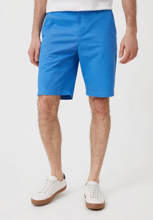 Шорты Finn Flare голубого цвета
