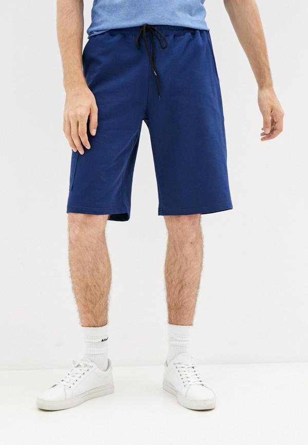 Шорты спортивные D.S синего цвета