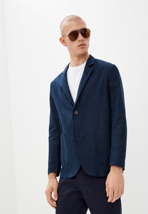 мужской пиджак mark formelle, синий