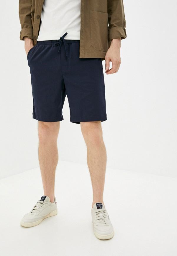 мужские повседневные шорты mark formelle, синие