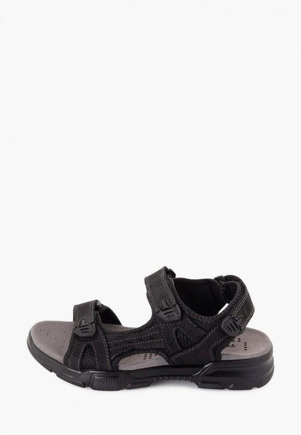 мужские сандалии tomfrie, черные
