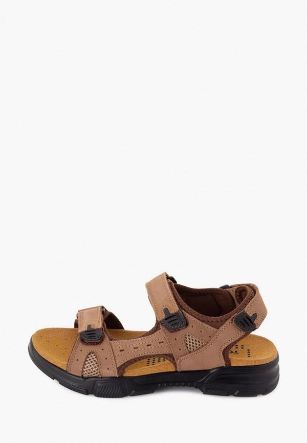 мужские сандалии tomfrie, коричневые