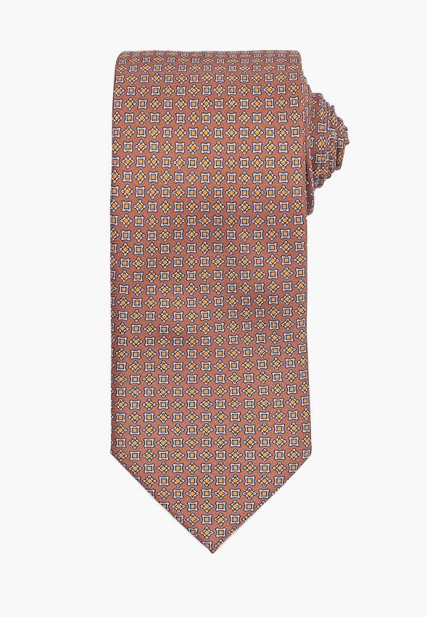 мужские галстуки и бабочки henderson, коричневые