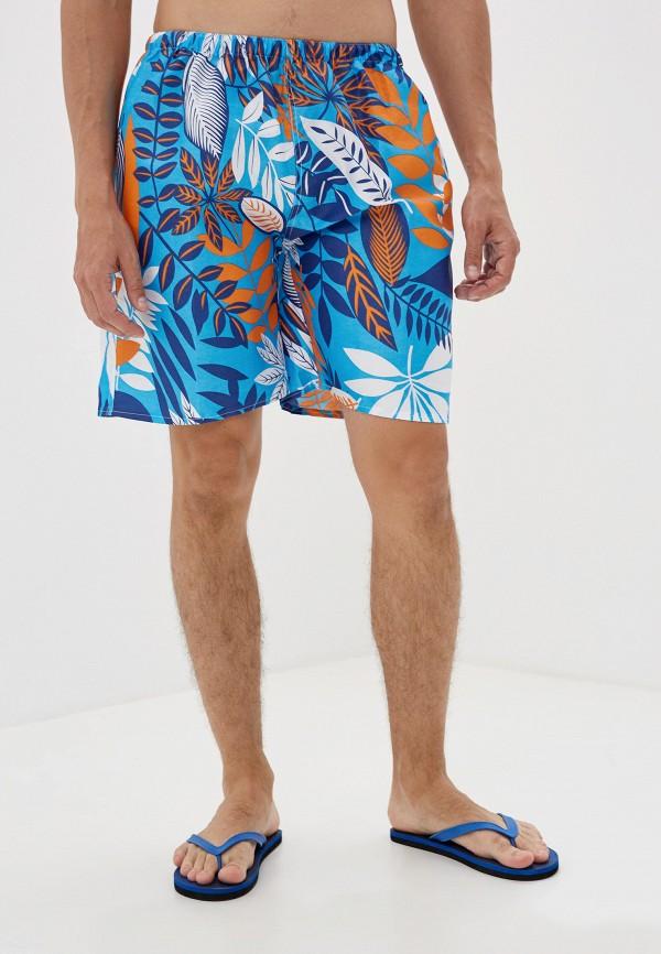 мужские шорты katomi, голубые