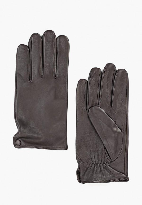 мужские перчатки labbra, коричневые