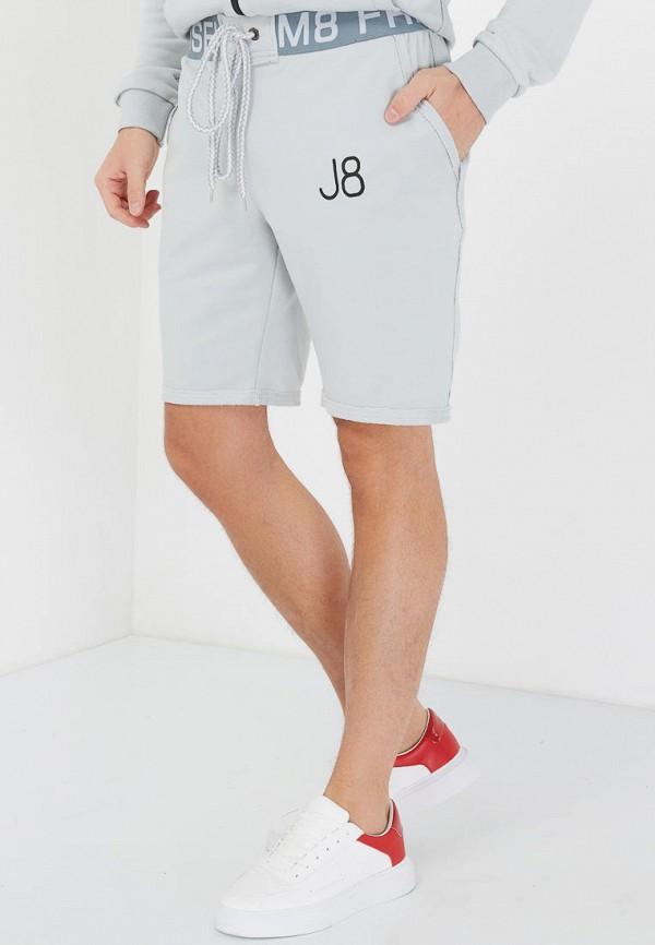 мужские шорты jam8, серые
